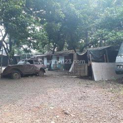 Tanah kav siap bangun di zona komersial Ulujami Jakarta Selatan