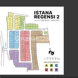 Tanah Kavling di Perumahan Istana Regency 2 Pajajaran Bandung