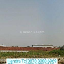 Tanah Jurumudi Benda Tangerang Siap pakai
