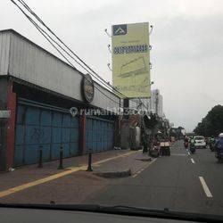 Tanah Komersil Siap Bangun Lokasi di Jalan Latumenten Grogol Jakarta Barat