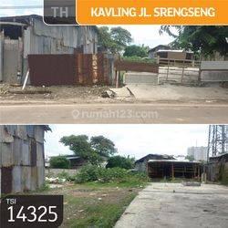 Kavling  Jl. Srengseng, Jakarta Barat, 700 m², SHM
