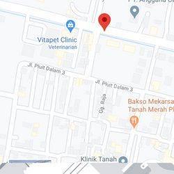 Tanah Pluit, Ada 4 ruko hadap depan, 11 ruko hadap dalam, Lt. 2559 m2, Harga 32 juta/m2, Pluit, Jakarta Utara