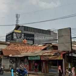 Tanah Di Jalan Raya Cileduk Depan Plaza Cipulir Cocok Untuk Ruko Perkantoran