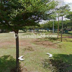 Kavling hook sebelah taman siap bangun di Ingenia, Eminent, BSD City