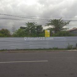 Tanah Di Jalan Utama Teuku Umar Barat - Denpasar