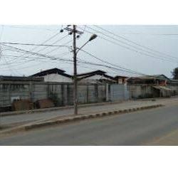 Tanah + Bangunan di Jl. Raya Perancis