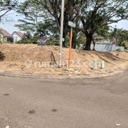 Kavling Hoek Di Taman Telaga Golf BSD City (DV)