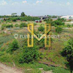 Tanah +/- 2,5 hektar di jalan Marunda Raya, Lokasi sangat strategis pinggir jalan