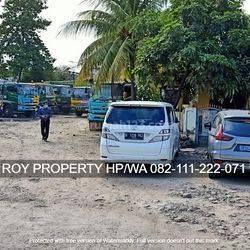 Tanah Tugu Raya Semper 2,900 M2 Cilincing Jakut Dkt Tol Cakung dan Pelabuhan Priok BEST PRICE