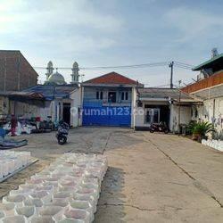 Tanah Holis Akses Fuso Bebas Banjir Area Pabrik