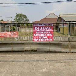 Tanah Komersil Strategis Jl. Moh. Toha Gerendeng, Karawaci, Tangerang, Banten