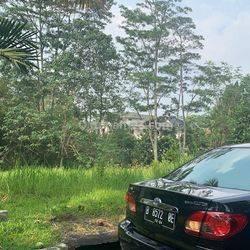 [TANAH MURAH] dalam Cluster BGH (Bukit Golf Hijau) Sentul City, Bogor