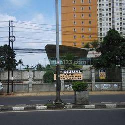 Tanah Komersial di Jl Raya Bogor Jakarta Timur 915 m2