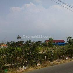 Tanah Sawah Lokasi Sepatan Tangerang