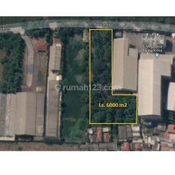 Tanah 6000m Rorotan Cakung Jakarta Utara