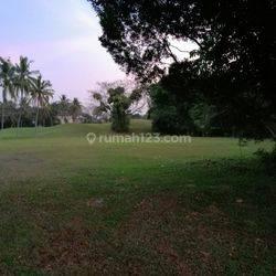 Kavling Mewah Imperial Golf Lippo Karawaci View Langsung Lapangan Golf