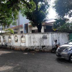 Rumah Tua 500m di Senopati Jakarta Selatan