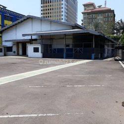 TERMURAH TANAH di Jl. RAYA TB SIMATUPANG, luas 2326m2, PINGGIR JALAN RAYA (081315212979)
