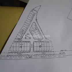 Kavling Cocok untuk perumahan Jl Jambu, Kutabumi