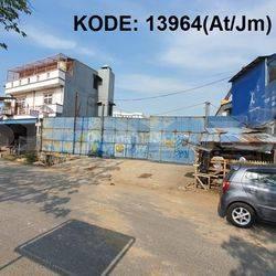 Kode: 13964(At/Jm), Tanah Sunter, Hadap Barat- Utara, Luas 4985 meter