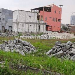 Tanah ex devloper green garden jakarta barat