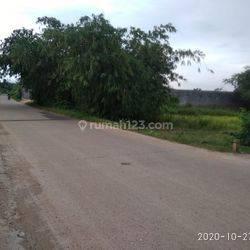 Tanah di Kutruk Jambe tiga raksa Tangerang