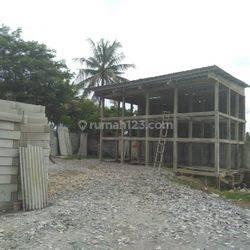 Tanah Cocok Untuk Rumah / Gudang / Pabrik, Lokasi di Pakuhaji, Tangerang