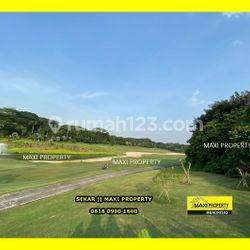 Kavling Bukit Golf BSD ! View Terbaik ! Buktikan Dan Miliki Sekarang !