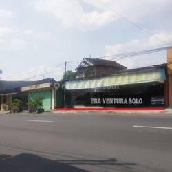 Tanah Pinggir Jalan Utama Makamhaji Kartasura