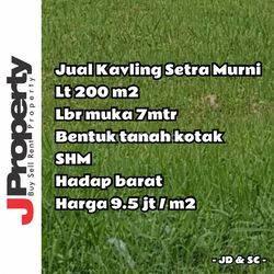 Kavling Setra Murni Bandung