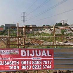 Tanah Perumahan Lokasi Strategis dekat Bintaro Exchange Ciputat Tangsel