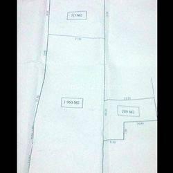 TANAH KOMERSIAL WARUNG BUNCIT RAYA, JAKSEL 3401 sqm (IMB 8 lt)