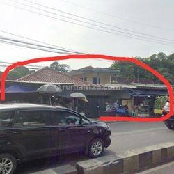Tanah Komersil di Jalan raya Bogor km 32 Cisalak