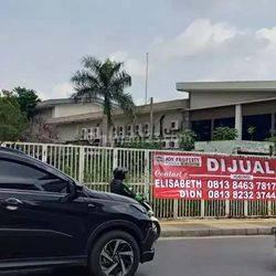 Tanah Lokasi Strategis dan Ramai, Lokasi di Jl Kemang Raya Jakarta Selatan