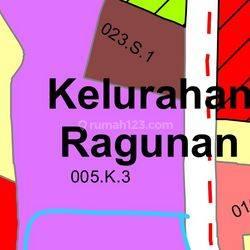 Rumah Tua HITUNG TANAH Harga Mepet NJOP, Zonasi Bisnis K3 Jl. HR Harsono, Ragunan