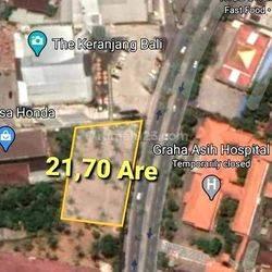 Tanah di Kuta - Bypass Ngurah Rai , Akses jalan Utama