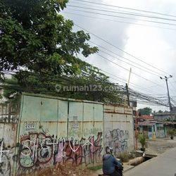 Kavling Kapuk Kamal peruntukan gudang dan Ruko
