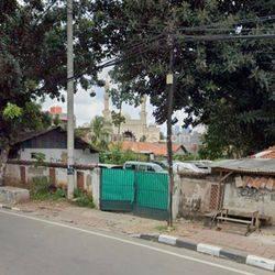 Tanah siap Bangun di Jalan Utama