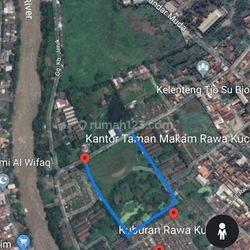 Tanah Pemakaman Kota Tangerang 3 Ha Bawah NJOP 2 Juta/m2