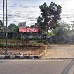 Tanah Komersil Strategis dibawah NJOP Jl TB Simatupang Pasar Minggu Jakarta Selatan
