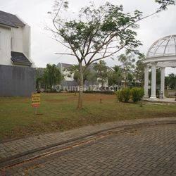 Kavling Di Cluster Azura House Vanya Park Bsd City Pagedangan Tangerang