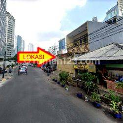 Kavling Strategis Kawasan Elte Segitiga Emas Mega Kuningan  Setiabudi Jakarta Selatan