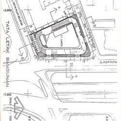 Kav Komersil Pluit, Sebelah Pluit Junction, Uk. 2445 m2, HGB, Harga 58 Jt/m2 Nego, Pluit, Jakarta Utara