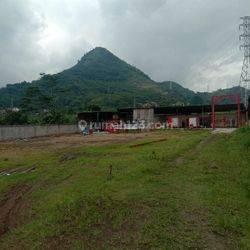 Beli Tanah Bonus Gudang 500m2 di Jelegong Kutawaringin