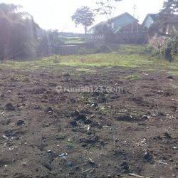Tanah Strategis di pinggir jalan Gandasari dekat SMA Negri Katapang