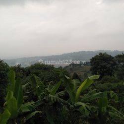 Tanah Lokasi Sangat Strategis Buat Villa Di Gunung Gelis