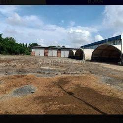 Tanah SHM Siap Pakai di Pegangsaan dua Luas 8500M2, Cocok Pool Kontainer, Pool Taksi, Work Shop, Office dll