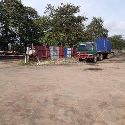 lahan pinggir jalan di cakung marunda Jakarta
