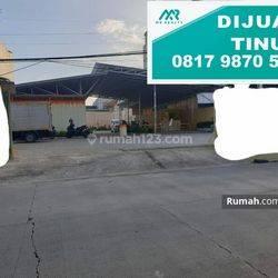 TANAH KAVLING KAPUK RAYA DEKAT PERGUDANGAN BUSINESS PARK