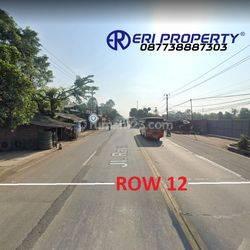 Tanah Industri 3190 m2 Pinggir Jalan Raya Serang Dekat Tol Balaraja Barat